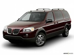 PONTIAC MONTANA SV6 MINI VAN SELLING ALL PARTS