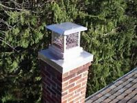 Chimney Repointing/Brick Faces/Tuck Pointing/Selkirk Chimneys