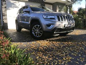 Jeep Grand Cherokee 2015 Laredo 4x2. Low Kms Parramatta Parramatta Area Preview