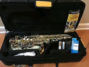 Wanting an alto sax in good condition