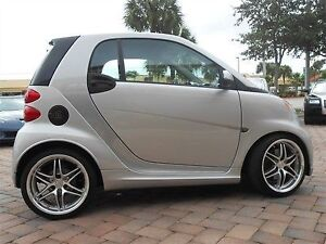 2009 Smart Fortwo Brabus Coupe (2 door)