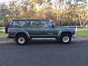 1995 Nissan Patrol Wagon Greenwith Tea Tree Gully Area Preview