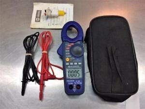 Pince ampèremétrique NAPA Pro Diagnostics 700-2606  #F022822
