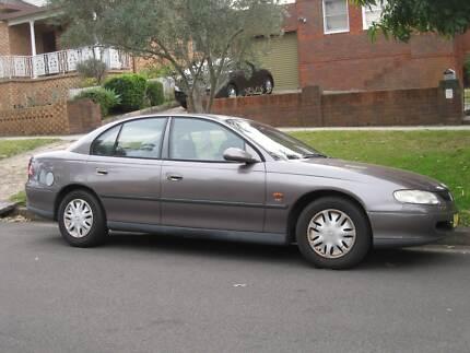 1998 Holden Commodore Sedan VT Acclaim