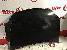 Corsa C Black Bonnet