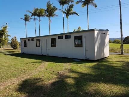Donga 4 Man Accomodation Unit
