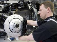 For Brake work and Rotor Work Call Mission Auto and get a Quote.