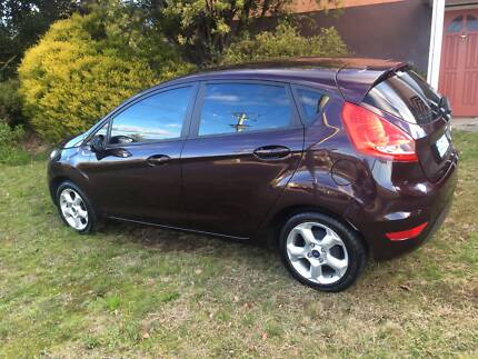 2009 Ford Fiesta AUTOMATIC
