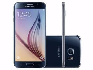 Samsung Galaxy s6 32GB Black UNLOCKED ( including Freedom and Chatr ) MINT 10/10 /w Samsung Fast Charger $300 FIRM