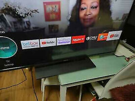 "SMART 43"",tv,wi-fi,slim design,led, freeview,""PANASONIC"""