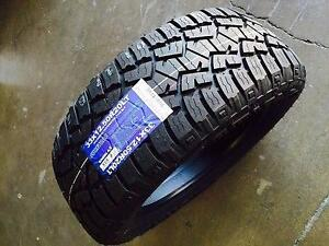 NEW! 33X12.50R20 or 35x12.50r20 - A/T 10 PLY TIRES!!! ONLY $1090/set