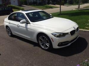 Transfert de bail pour BMW 1 Series 2016