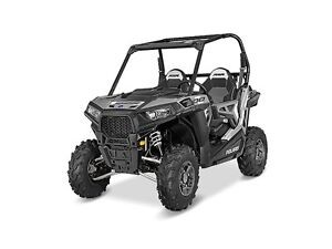 2016 Polaris RZR 900 EPS Trail Matte Turbo Silver ONLY $13,999