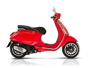 2018 Vespa Sprint 150 ABS
