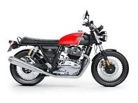 2019 Royal Enfield Int650 Ravishing Red Delta/Surrey/Langley Greater Vancouver Area Preview