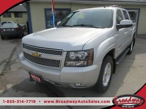 2012 Chevrolet Avalanche LOADED Z71 EDITION 5 PASSENGER 4X4.. CR
