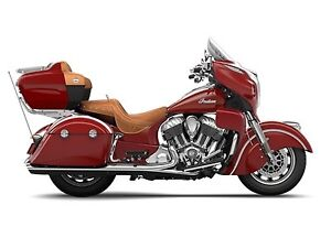2015 Indian Motorcycle Roadmaster Indian Red