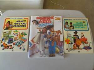 3 Books - Making Things For Kids Burpengary Caboolture Area Preview
