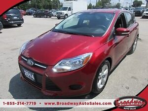 2014 Ford Focus POWER EQUIPPED SE - HATCH EDITION 5 PASSENGER 2.