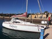 Flinders 7.8meter sail boat Balaklava Wakefield Area Preview