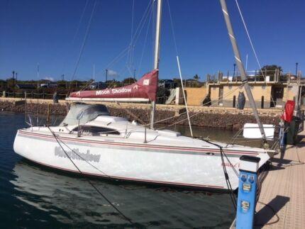 Flinders 7.8meter sail boat