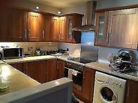Spacious, gorgeous, fully furnished 2 bed city center flat