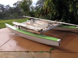 Hobie 14 Old but Hardly Used Dawesville Mandurah Area Preview