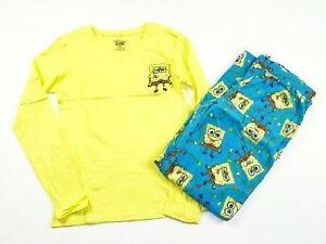 a021568098 Spongebob Pajamas  Clothing