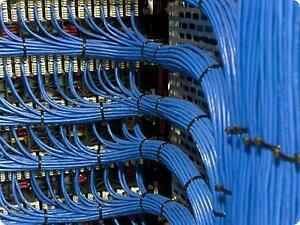 Data and voice network cabling at very reasonable price range!!
