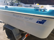 Seaquell Runabout Newport Pittwater Area Preview