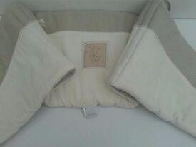 Mama's & Papas - Millie & Boris 2014 collection Quilt, curtains, cot bumper, light shade.