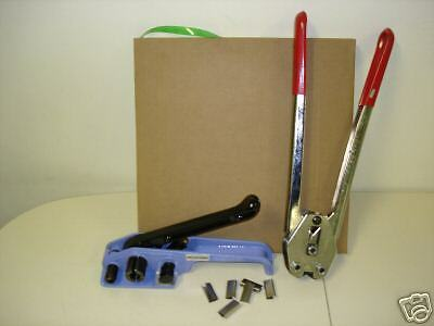Polyester Strapping Kit Wtools-full Size Coil