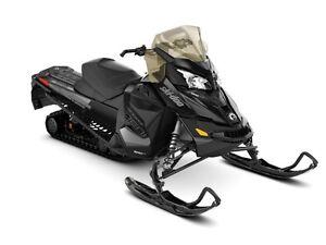 2017 Ski-Doo Renegade Adrenaline ROTAX 1200 4-TEC Black