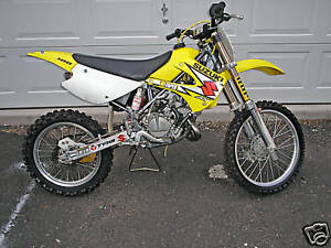 LOOKING FOR RM 100 or kx 100 PARTS BIKE