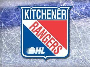 Kitchener Rangers tickets - Sunday Jan. 22