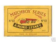Matchbox LKW