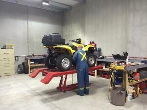 SNOWMOBILE, ATV, UTV, AND SMALL ENGINE REPAIR AND ACCESSORIES Strathcona County Edmonton Area image 7