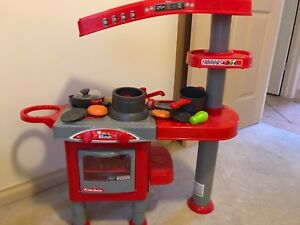 Plastic Play Toy Kitchen Marden Norwood Area Preview