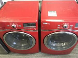 30- WHIRLPOOL DUET STEAM 5.0  Laveuse Secheuse Frontale Frontload