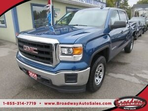 2015 GMC Sierra 1500 WORK READY SLE MODEL 6 PASSENGER 5.3L - V8.