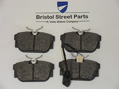 FOR VOLKSWAGEN VW TRANSPORTER T4 1996-2003 REAR BRAKE PADS