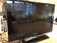 "Samsung 32"" LCD FullHD 1080p Immaculate condition and perfect working order"