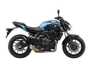 2019 Yamaha MT07AKB