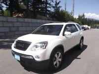 2012 GMC Acadia SLT2 ALL WHEEL DRIVE, DUAL SUNROOFS, FULLY LO...