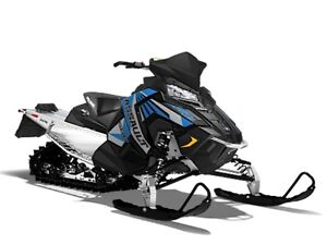 "2017 Polaris 600 Switchback Assault 144 2.0"" Series 4.0 ES"
