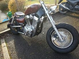 1400 intruder for sale bin a good bike done a fair few things to it like the paint job the front end
