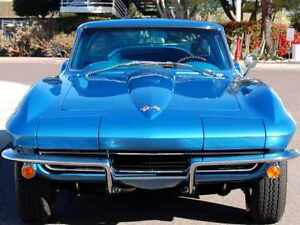 1965 CORVETTE COUPE Professional Rotisserie Restoration Loaded