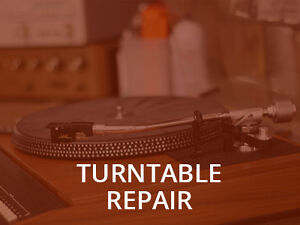 VINTAGE & VINYL RECORDS Turntables + Record Players & REPAIRS