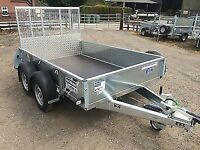BRAND NEW IFOR WILLIAMS TRAILER GD85