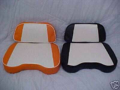Seat Combo Fits Allis Chalmers Seat D10 D19 And D21 Tractor